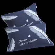 纯棉枕巾纱布加厚一对装100%全棉成人单双情侣高档北欧儿童枕头巾  券后24.8元