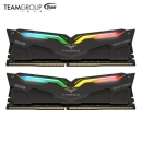 Team 十铨 DDR4 3200 16G(8G*2)台式机内存条 夜鹰系列