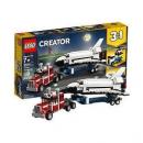 LEGO 乐高 Creator 创意系列 31091 航天飞机运输车180.48元