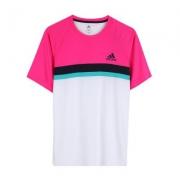 adidas 阿迪达斯 D93124 男士短袖T恤 网球训练运动服59元