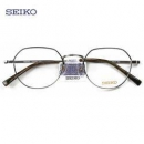 SEIKO 精工 H03098 纯钛眼镜架 *3件817.2元包邮(双重优惠)