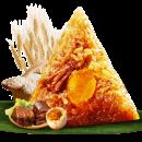 嘉兴粽子肉粽散装150gX3只 券后¥9.8¥12