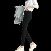 ISVES ISVES-25 女士铅笔裤 黑色 19.9元包邮(需用券)