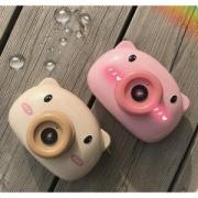 香丽儿 儿童电动音乐吹泡泡机 相机24元包邮(需用券)