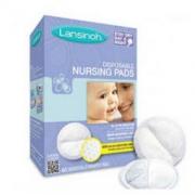 Lansinoh 超薄防溢乳垫 抛弃型 60片*2 *2件