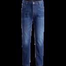 HLA海澜之家 HKNAD3E127A微弹中腰直筒牛仔裤 券后99元包邮¥99