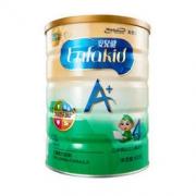 MeadJohnson Nutrition 美赞臣 安儿健A+ 儿童配方奶粉 4段 900g *4件