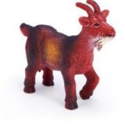 Wenno 仿真动物模型 山羊