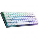 CoolerMaster 酷冷至尊 SK621 64键 蓝牙双模 机械键盘(Cherry矮红轴、RGB) 679.2元包邮(需用券)¥679