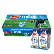 AVONMORE 艾恩摩尔 全脂牛奶 200ml 24盒 普通装 *3件