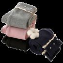 Bejirog 北极绒 女童加绒珍珠打底裤 17.91元¥20
