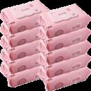MuYang 沐阳 婴儿手口湿巾 80抽 10包 28.8元¥30