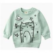 Minizone 儿童抓绒套头卫衣 *3件95.04元(合31.68元/件)