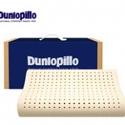 8日0点:英国国会供应商、2件!Dunlopillo 邓禄普 天然乳胶护颈枕头