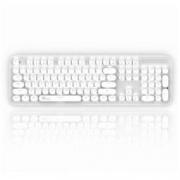 RK ROYAL KLUDGE 圆点 有线/蓝牙双模式 机械键盘 青轴179元包邮(需用券)