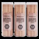 M&G 晨光 原木铅笔 30支桶装 6.9元包邮(需用券)¥7