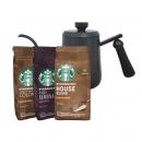 STARBUCKS 星巴克 咖啡粉 3包 219元¥219