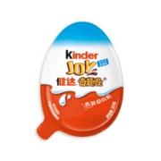 KinderJoy健达 食玩奇趣蛋 1颗装 20g *10件 + 川秀酵母发酵粉5g *10件12元(合1.2元/件)