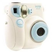 富士一次成像相机(instax)mini7C 相机 水蓝色299元