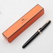 JINHAO 金豪 75 钢笔 0.5mm 黑杆金夹 19.9元包邮(需用券)¥20