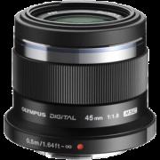 OLYMPUS 奥林巴斯 M.ZUIKO DIGITAL 45mm f/1.8 标准定焦镜头 1399元包邮¥1399