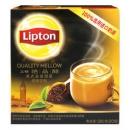 立顿(Lipton) 奶茶 绝品醇英式金装奶茶固体饮料 380g *5件107.1元(合21.42元/件)