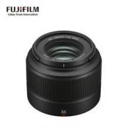 FUJIFILM 富士 XC 35mm F2 定焦镜头1390元