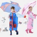 Disney迪士尼 儿童雨伞21.9元包邮(前两小时)