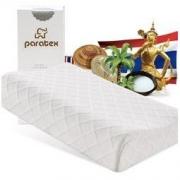 PARATEX 泰国进口天然乳胶枕头 60*36*9/11cm