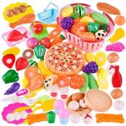 NUKied 纽奇 儿童过家家玩具 17件套 8.9元包邮(需用券)¥9