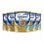 Aptamil 爱他美 金装 婴儿奶粉 3段 900g133元