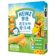Heinz 亨氏 蔬菜谷物磨牙棒 64g15.4元包邮