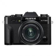 FUJIFILM 富士 X-T20(XC15-45mm F3.5-5.6) 无反相机套机 黑色4449元