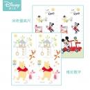 Disney迪士尼 加厚宝宝折叠爬爬垫 150*200*1cm68元包邮(需用券)