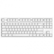 iKBC c87 87键机械键盘 Cherry静音红轴 白色