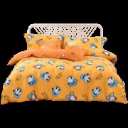 天猫 迪士尼 儿童四件套 学生宿舍床单 三件套 床单被套 89元起