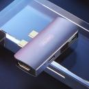 UNITEK 优越者 双Type-C扩展坞(雷电3/HDMI/PD快充) 89元包邮¥89