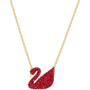 88VIP:Swarovski 施华洛世奇 5465400 红天鹅项链锁骨链 664.05元包邮(前1小时)¥664