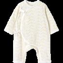 YEEHOO 英氏 婴儿纯棉薄款连体衣 49.5元包邮¥50