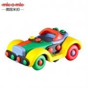micomic米扣德国积木玩具089009小轿车