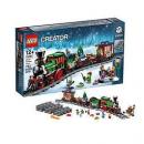 LEGO 乐高 Creator 创意百变系列 10254 冬季度假列车低至749元/件