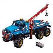 23日0点、88VIP:LEGO乐高 科技系列 420706X6 全时驱动牵引卡车