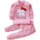 linkcard 易卡通 儿童纯棉睡衣套装 7.8元(需用券)¥8