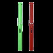 永生 墨囊中性笔 2支 送50支墨囊 6.9元(需用券)¥7