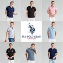 U.S POLO ASSN 男士珠地棉 休闲休闲Polo衫 25款可选89元包邮平常159元