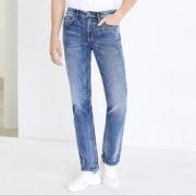 PLUS会员: InteRight 4821955 男士水洗牛仔裤低至59元