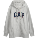 Gap 盖璞 544926 女款休闲拉链卫衣 低至136元(3件8折)¥136