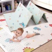 AOLE-HW澳乐 XPE婴儿折叠爬行垫 197*154*1cm