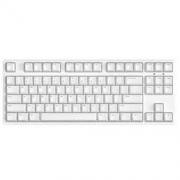 iKBC c87 机械键盘 Cherry青轴 白色 正刻
