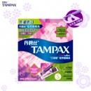 TAMPAX 丹碧丝 幻彩系列 导管式 卫生棉条 7支 *4件43元(合10.75元/件)